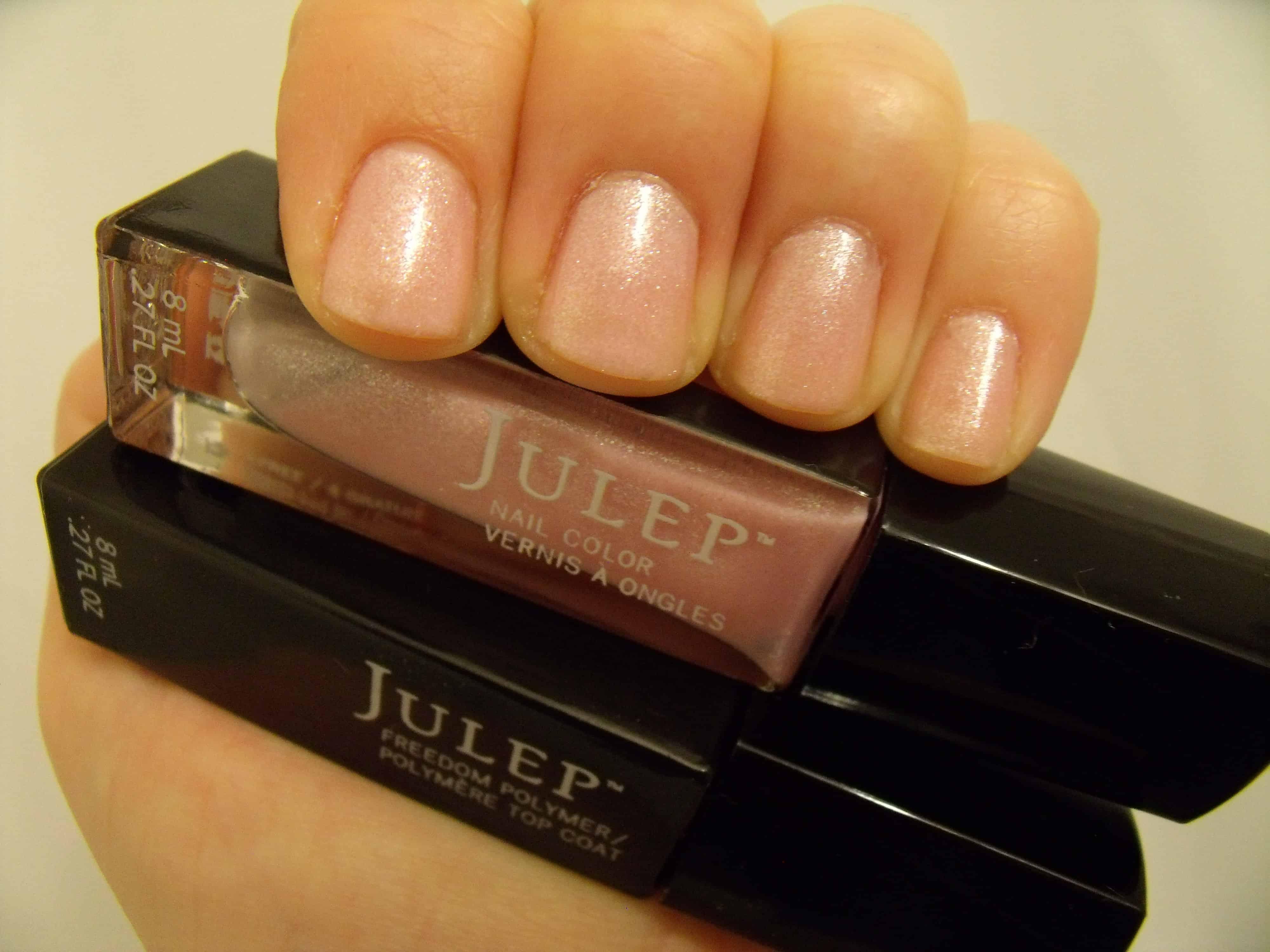 Julep Nail Polish Review & Swatch: Audrey - GirlGetGlamorous