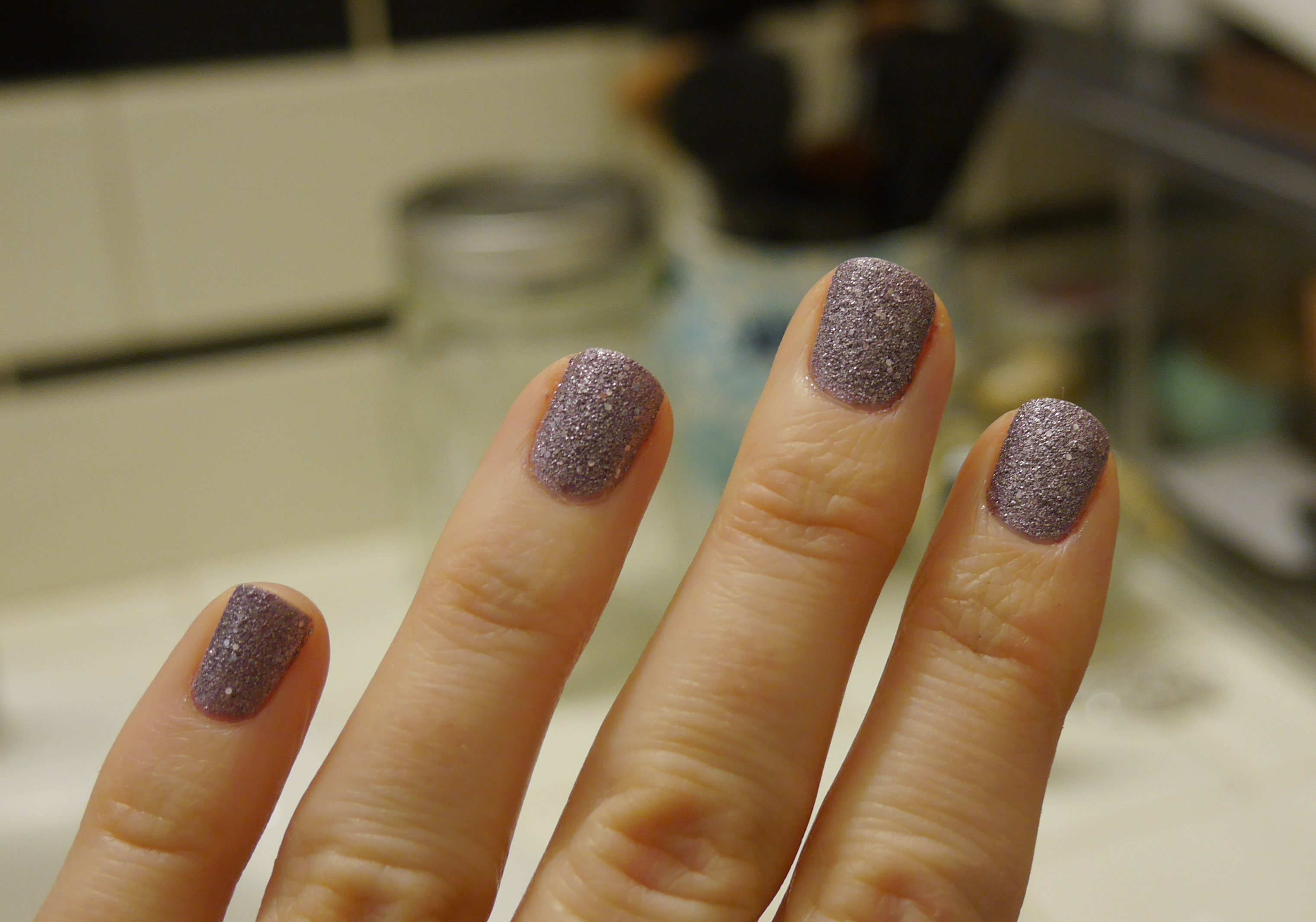 Well, This is Fun: Julep Stardust Nail Polish in Cameron ...