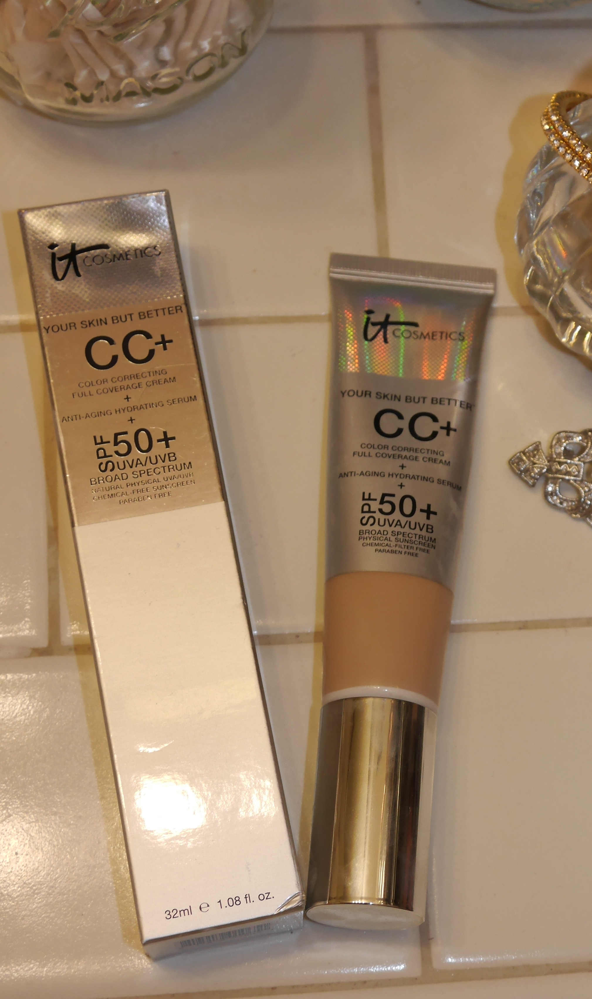 CC+ Cream At Home & On The Go Kit by IT Cosmetics #6