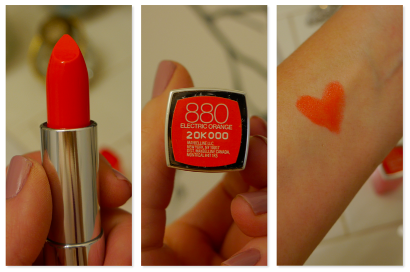 Great way to try a trend, this lipstick is under $10!