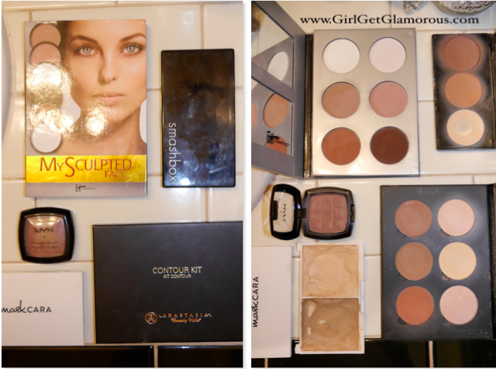 Every Contouring Product There Is On This Planet. - GirlGetGlamorous