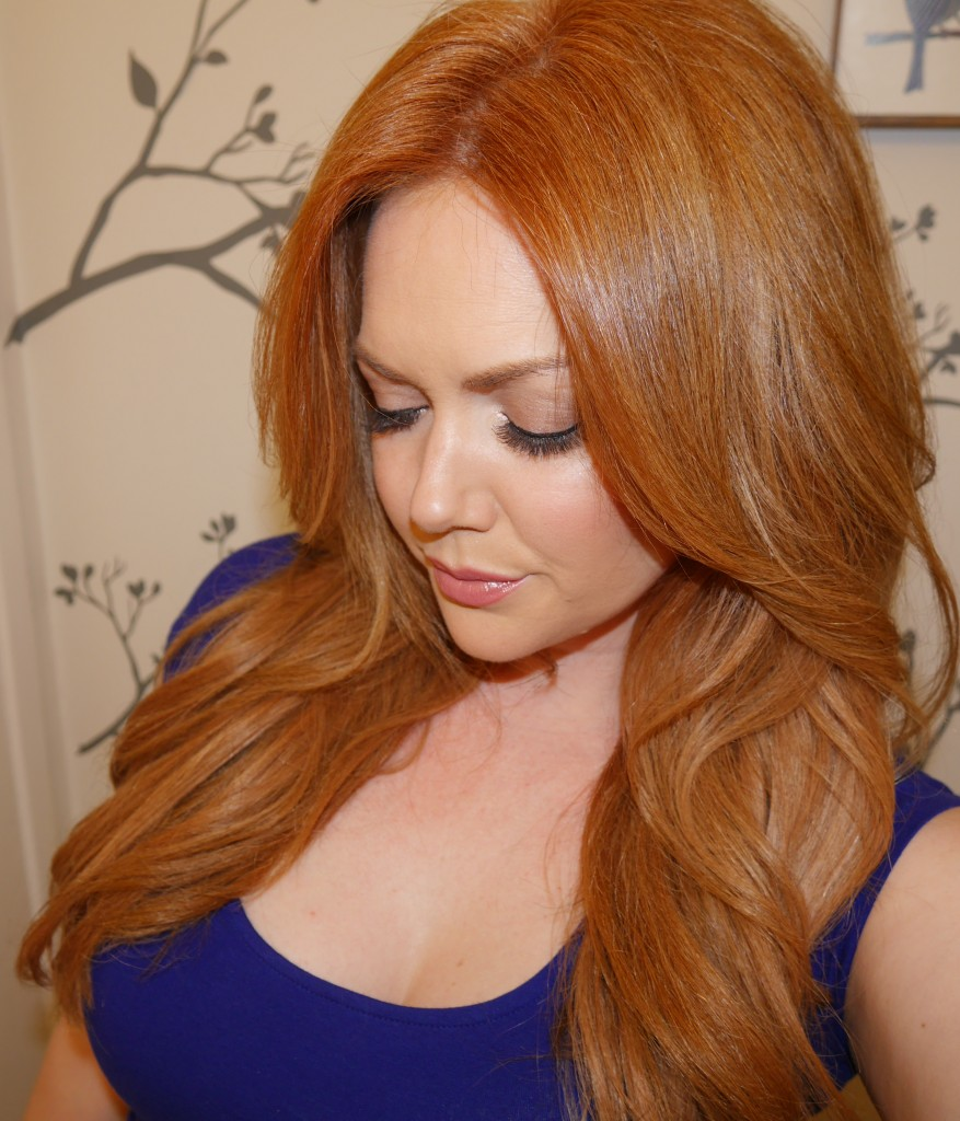 Help My Hair Came Out Too Red Girlgetglamorous