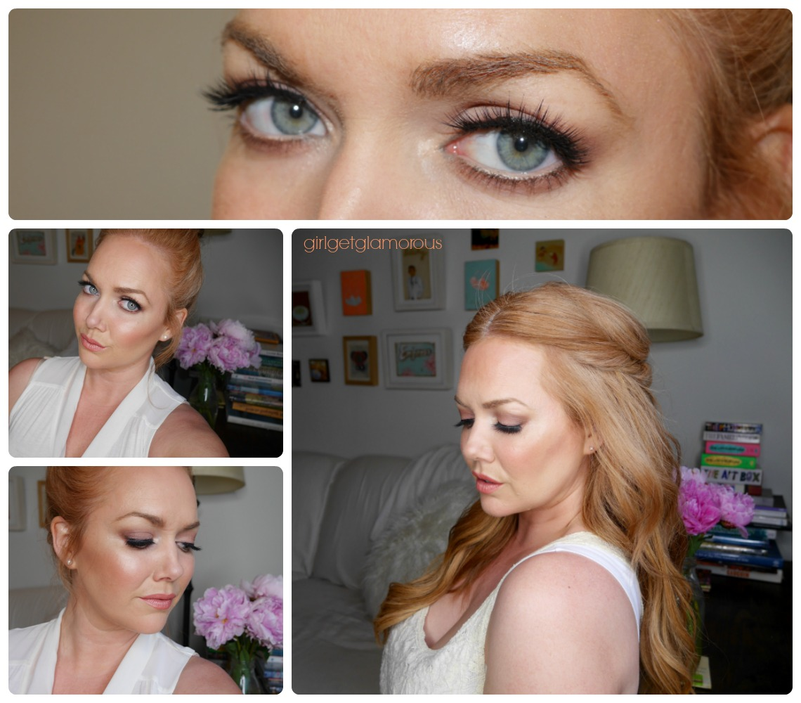 Bridal Makeup Full Face Tutorial For Redheads And Strawberry