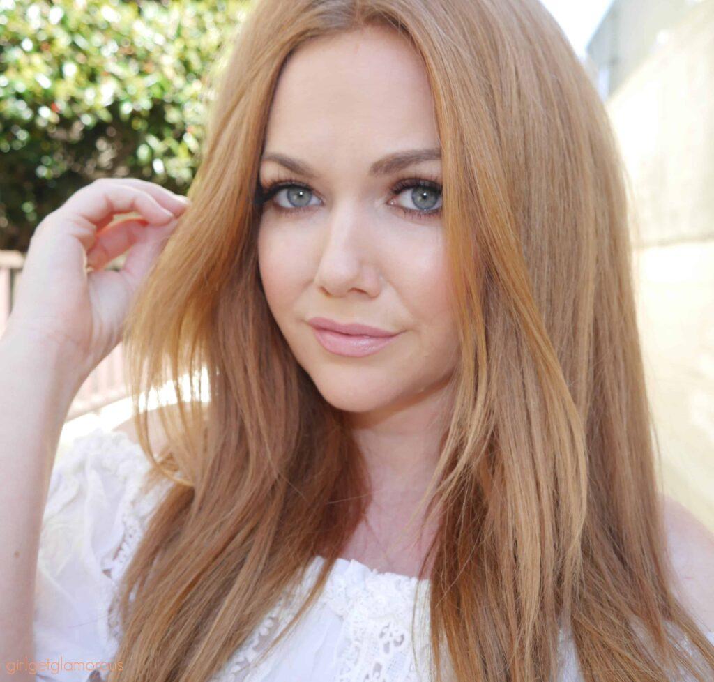 strawberry blonde hair at home diy best formula well color charm koleston international red head hair beauty blog blogger