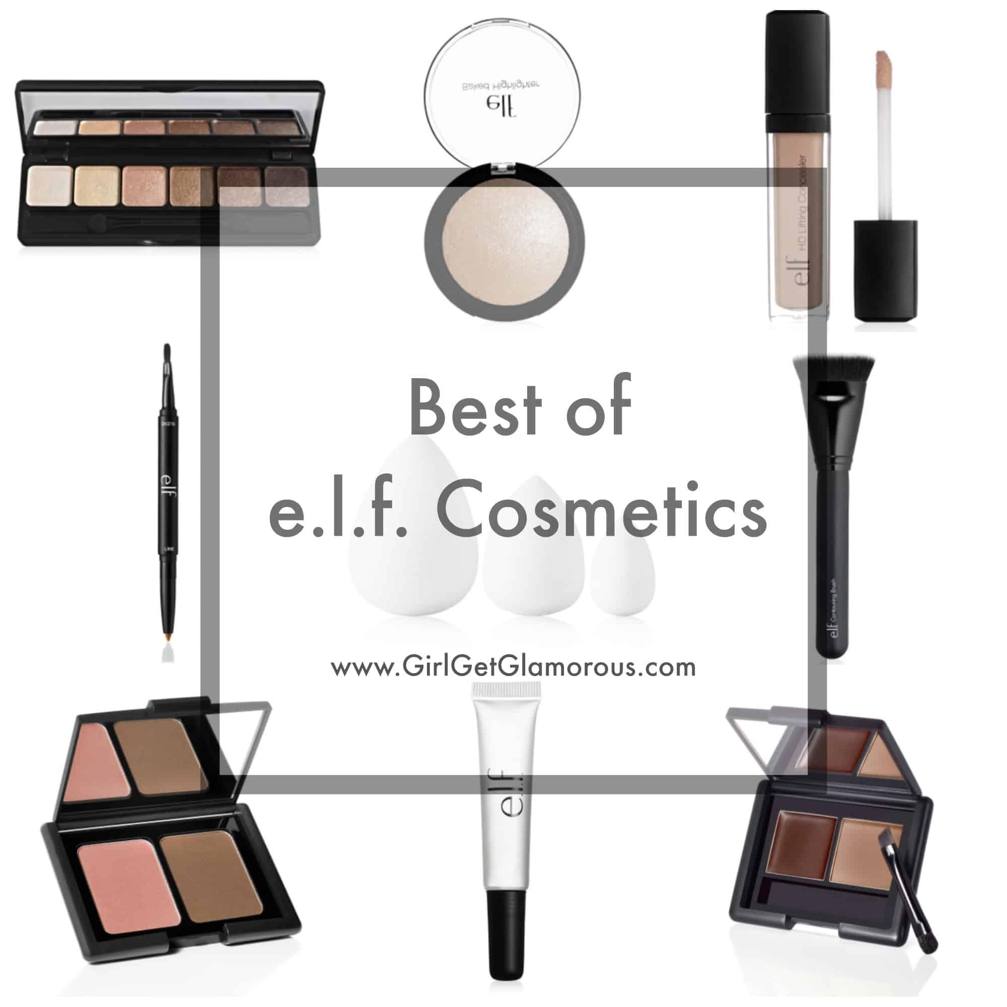 best of elf cosmetics