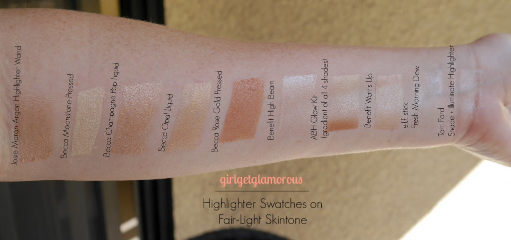 highlighter-josie-maran-becca-benefit-elf-tom-ford-swatches-for-strawberry-blondes-and-red-heads-hair-most-natural-products-drugstore-high-end.jpeg