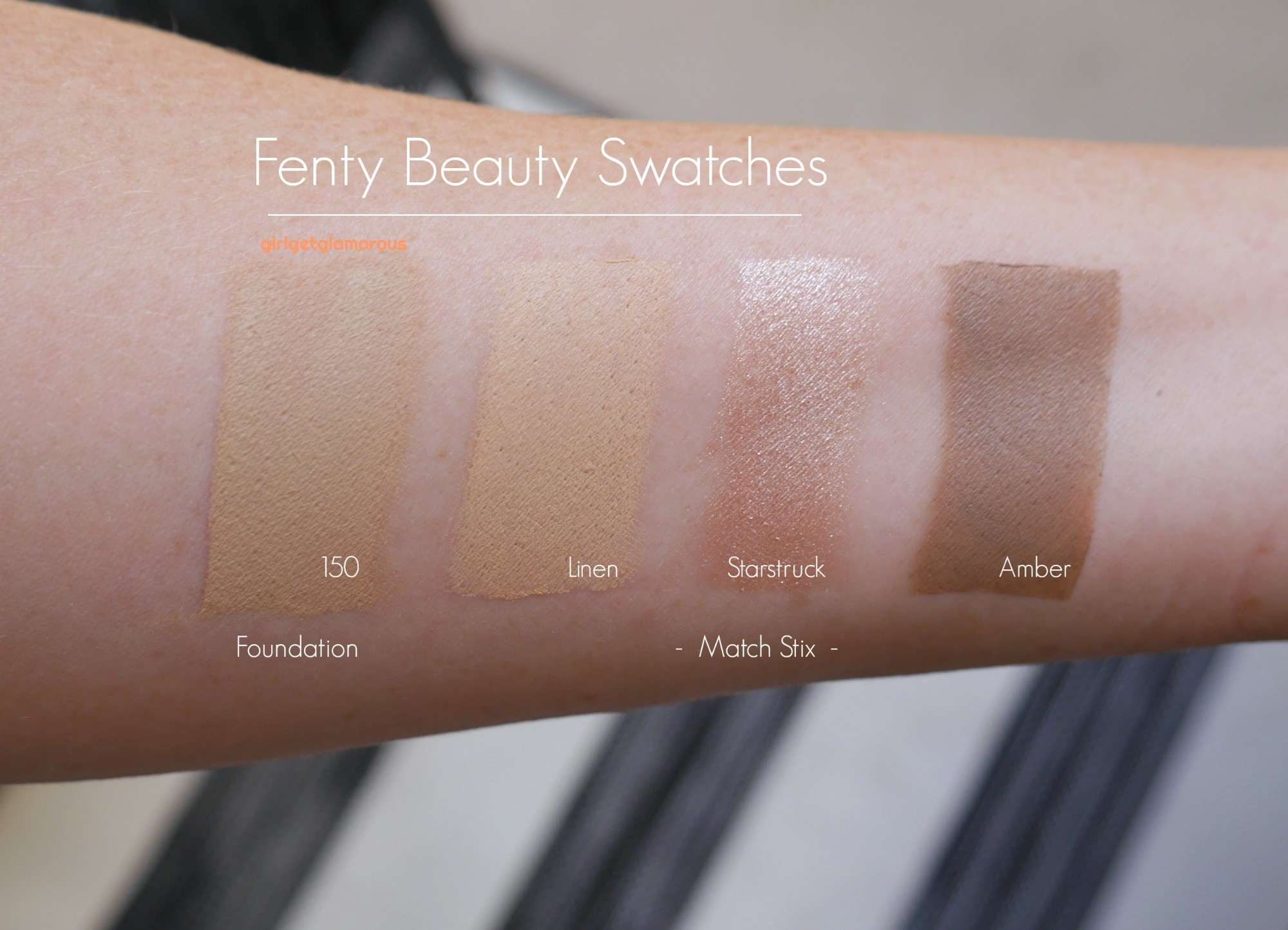 Fenty Beauty Review What I Ve Tried What I Loved What I Hated Girlgetglamorous