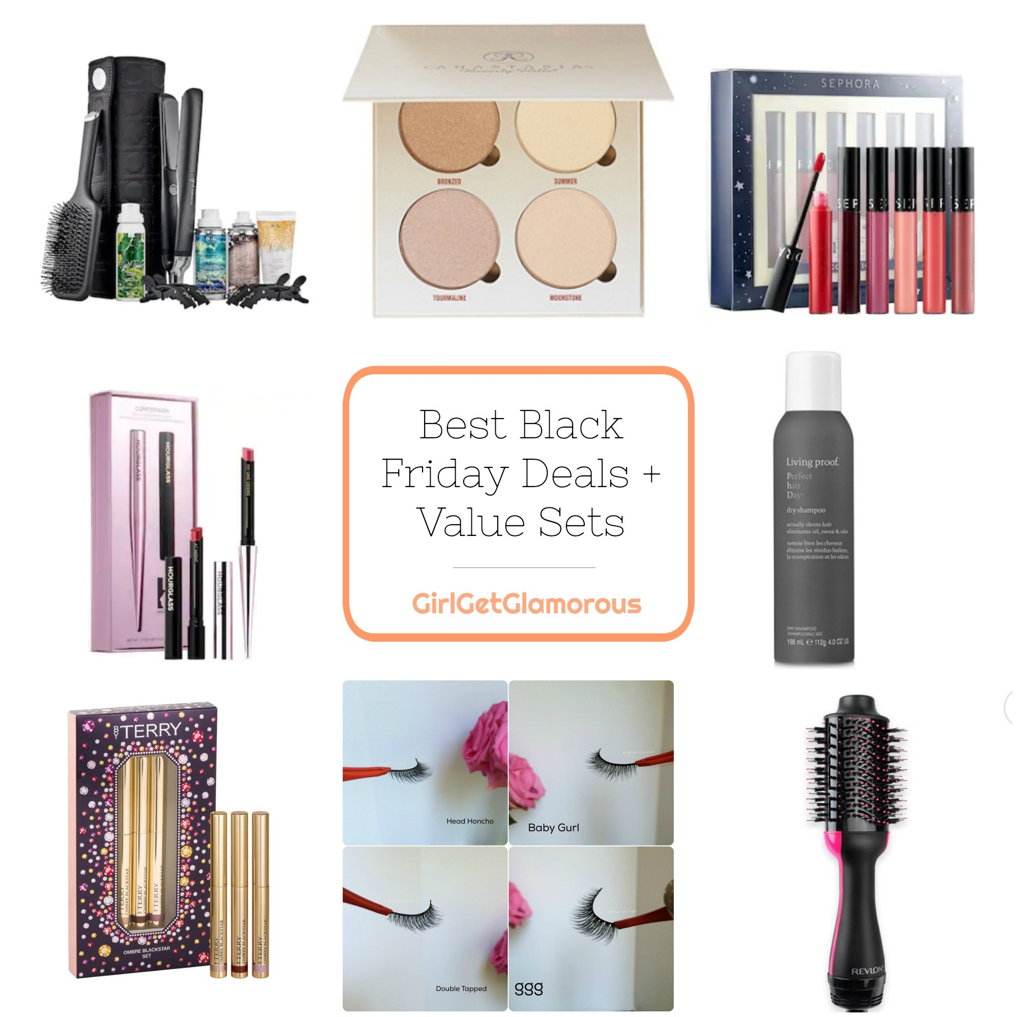 best beauty black friday deals value sets makeup hair beauty ghd sephora gggHAIR