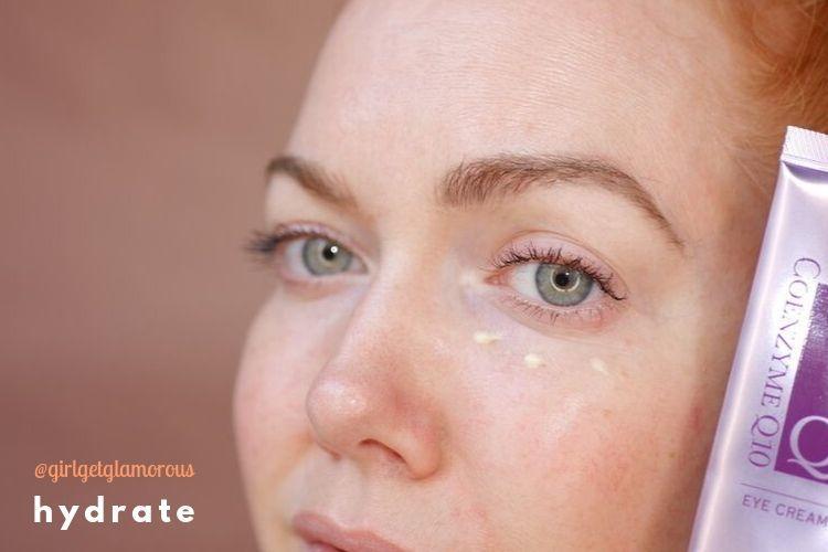eye cream hydrate