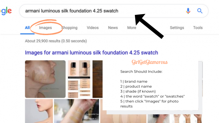 how to buy foundation online search