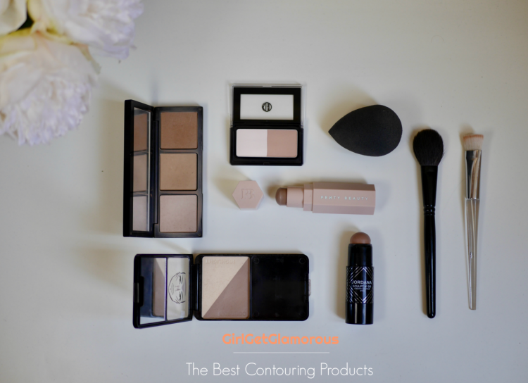 best contouring products 2020 cream and powder brushes