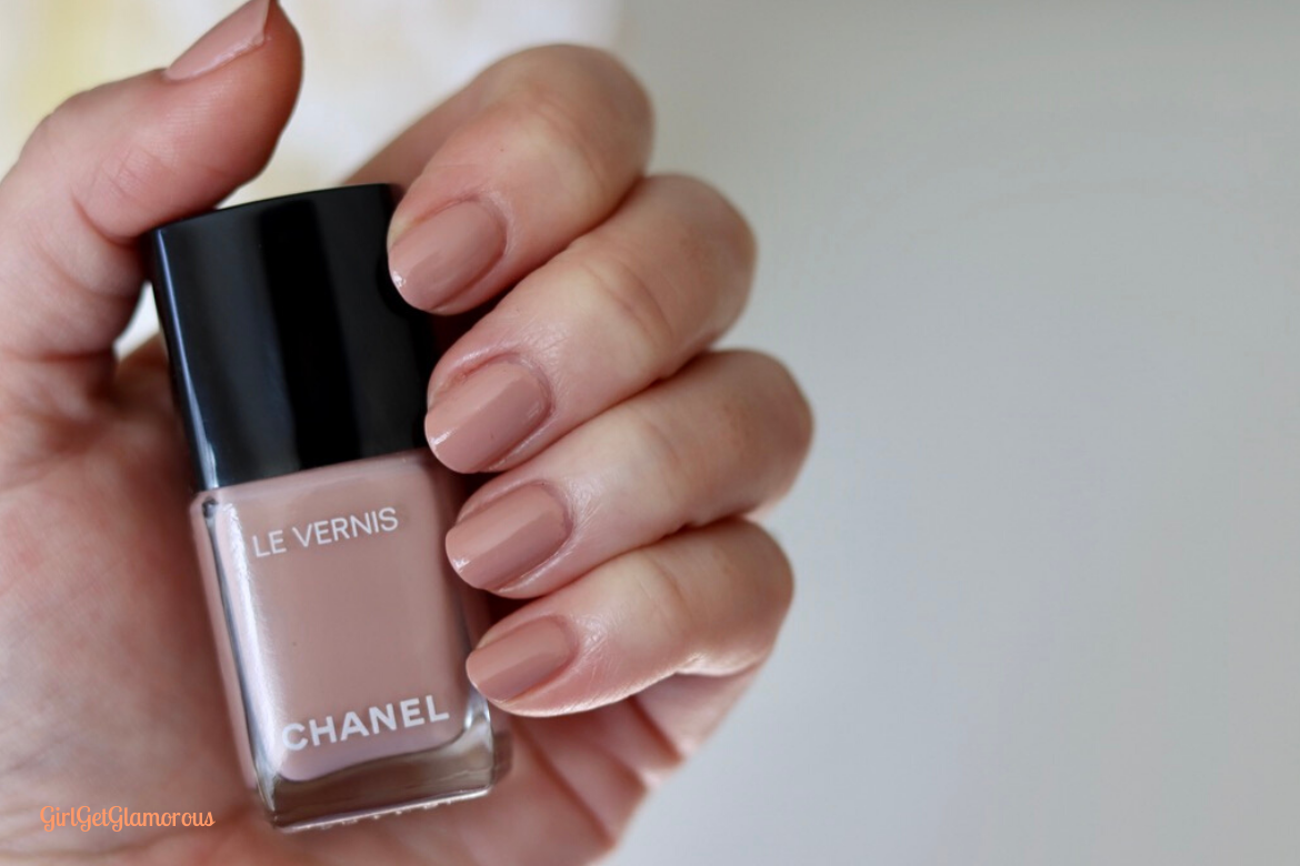 chanel organdi polish