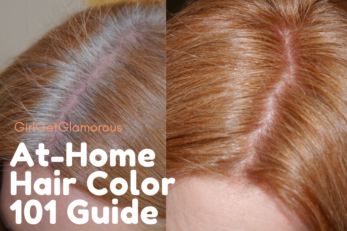 how to color hair diy at home