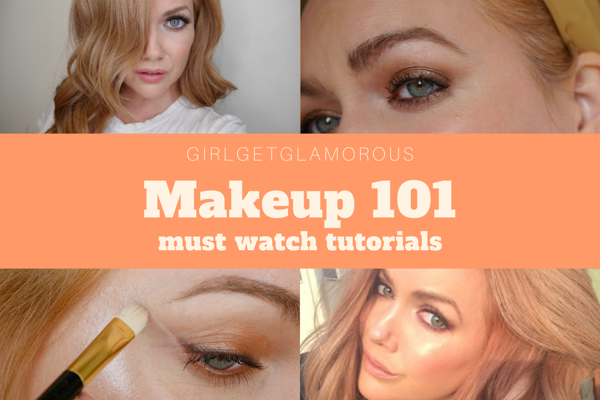 makeup 101 videos tutorials