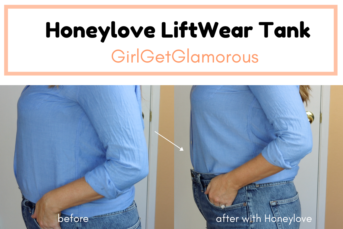 honeylove before and after tummy