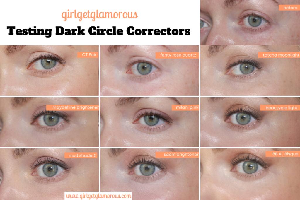 under eye correctors