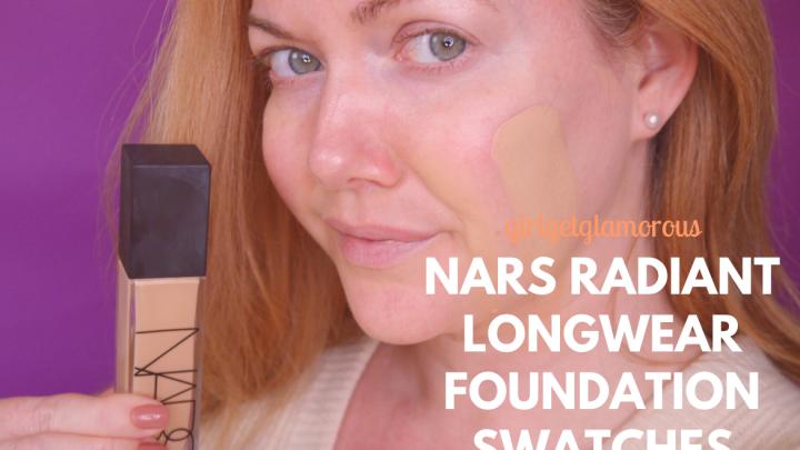 nars radiant longwear foundation